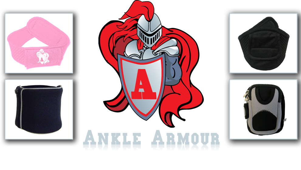 Ankle Armour Logo